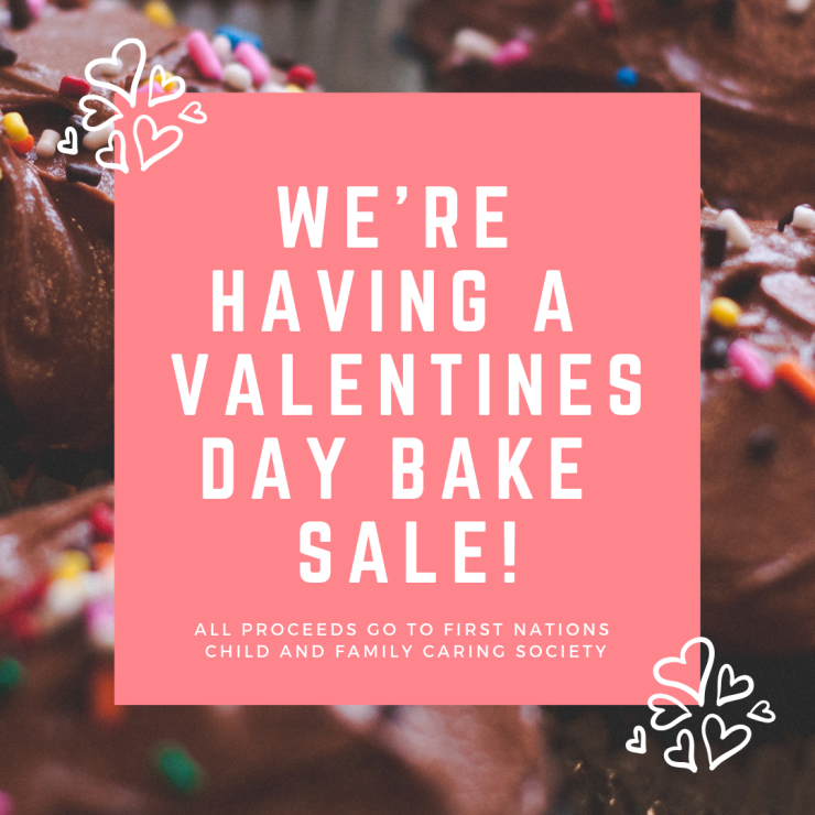 We're having a valetines day bake sale! (1)